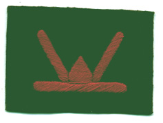 53rd (Welsh) Infantry Division badge
