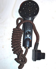 Microphone No8 with 4 point plug for WS18