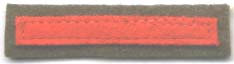 Infantry Arm of Service strip