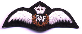 RAF Pilots Wings