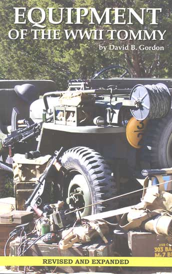 Equipment of the WW2 Tommy