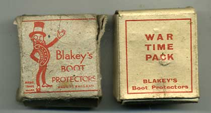 Blakey's Boot protectors, War Time Pack