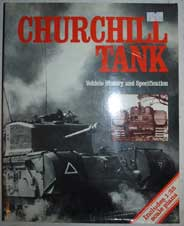 Churchill Tank-Vehicle History and Specification