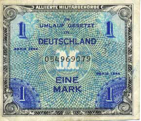 Invasion Currency-Germany