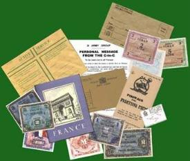 Invasion Documents Pack