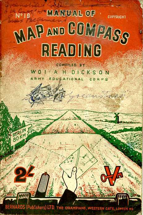 Manual of map and compass reading