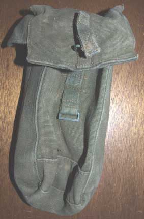 44 Pattern Right Ammo Pouch Postwar used condition