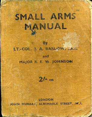 Small Arms Manual-Home Guard