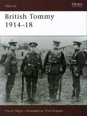 WAR 16 British Tommy 1914-18