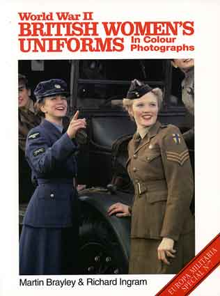 WW2 British Women's uniforms