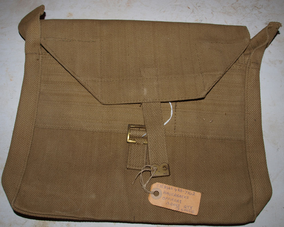 37 Pattern Officers Satchel MECO 1940