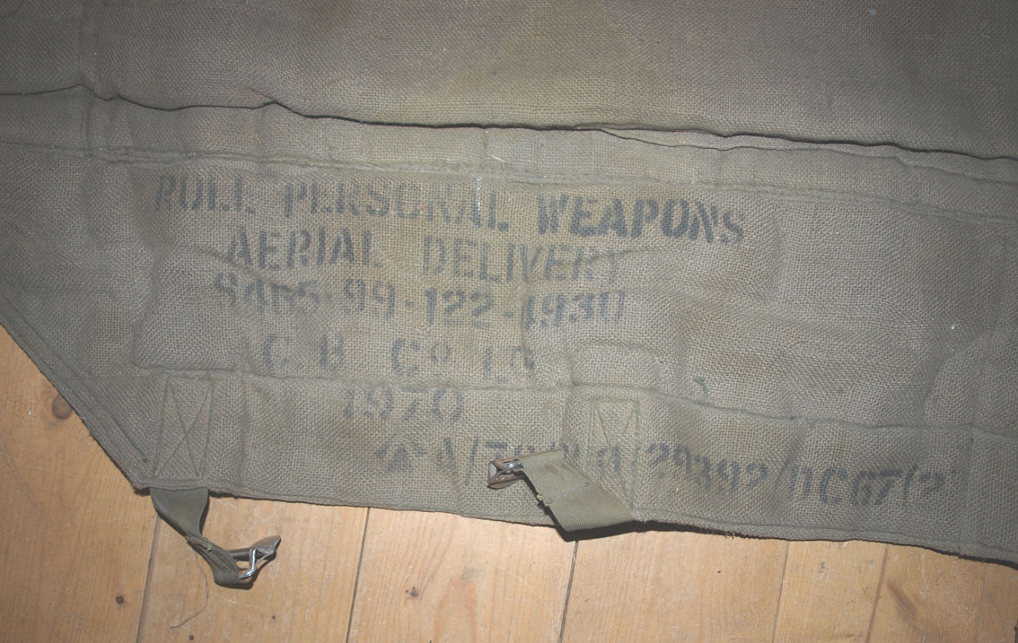 Airborne Weapon Delivery Roll