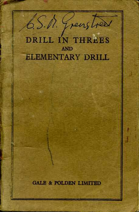 Drill in Threes