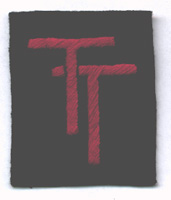 50th (Tyne/Tees) Infantry Division badge