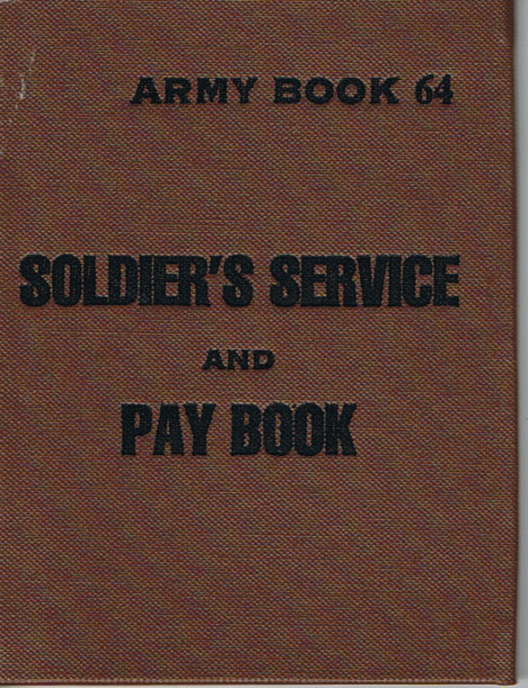 AB64 Part 1 Soldiers and ATS Paybook