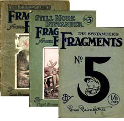 Fragments from France x3