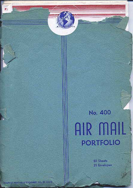 Air Mail paper pack-USA