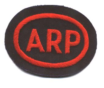 ARP Breast Badge