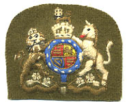 WO1 (RSM) Rank Badge