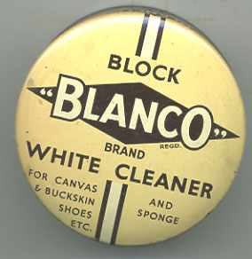 White Blanco in it's tin £17.50