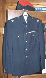 1939 RA Officers Blues uniform £250