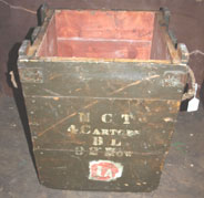 "9.2"" Howitzer Cartridge Box dated 1916 (1)"