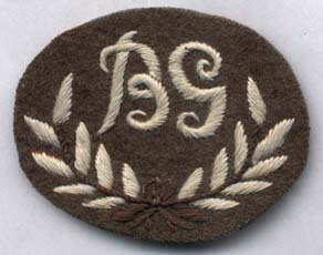 Bren Gunners Trade Badge