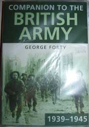 Companion to the British Army 1939-45