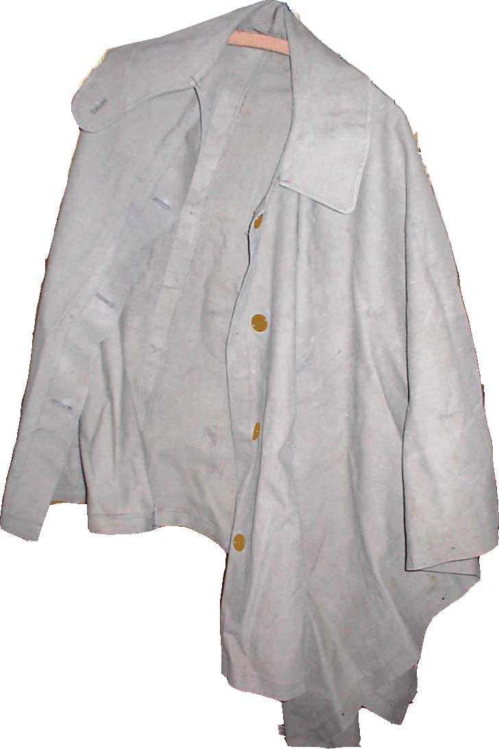 Cape/Groundsheet, WW2 period