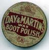 Day & Martins shoe polish