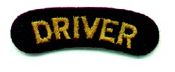 Civil Defence WW2 Drivers Badge