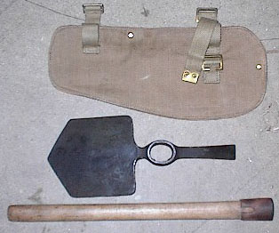 37 Pattern Entrenching Tool Kit with Mk1 Handle