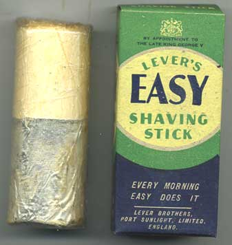 Easy Shaving Stick-boxed, WW2/pre WW2