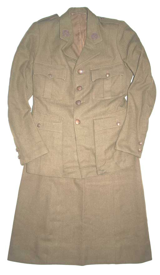 WW2 FANY Uniform
