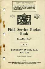 Field Service Pocket Book No7