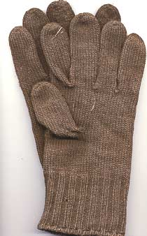 Gloves, Wool, GS