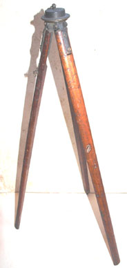 Tripod for Signal Lamp and Heliograph-No Straps
