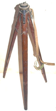 Tripod for Signal Lamp and Heliograph
