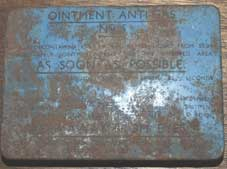 Anti Gas Ointment No5 tin