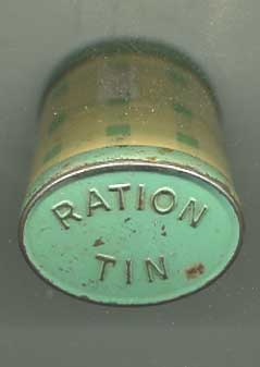 'Tea Ration' Tin