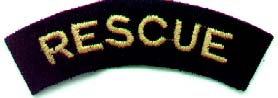 Civil Defence WW2 Rescue Badge