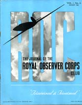 Royal Observer Corps Journal
