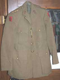 WW2 Officers SD uniform-AA Command £40
