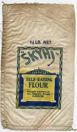 Skihi Flour packet