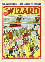 Wizard Boys Magazine